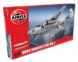 Сборная модель Британский патрульный противолодочный самолет Avro SHACKLETON MR.2