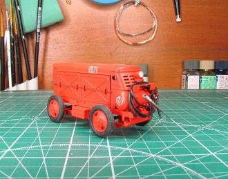 ЗИФ-55, морковный (максимальная версия)