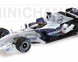 SAUBER BMW C24B - JACQUES VILLENEUVE - F1 TEST VALENCIA FEBRUARY 2006