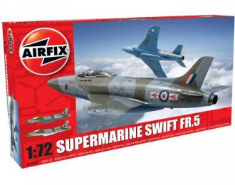 Сборная модель Самолет Supermarine Swift F.R.Mk5