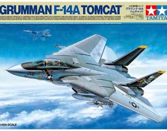 Сборная модель Американский реактивный истребитель Grumman F-14A Tomcat