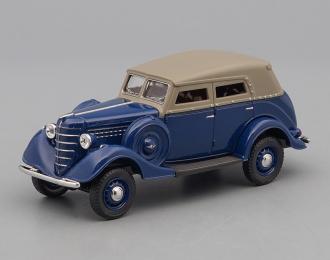 Горький‑61, Автолегенды СССР 269, синий