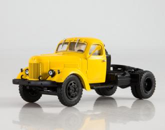 ЗИЛ-ММЗ-164АН седельный тягач, желтый