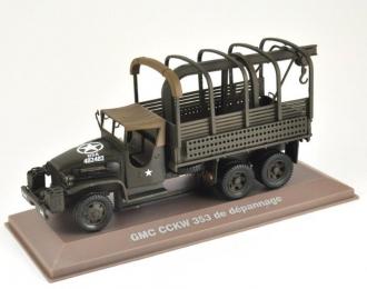 GMC CCKW 353 6х6 US Army Бельгия 1944