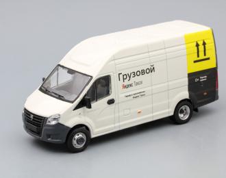 (Конверсия!) ГАЗель Next A31R32 Яндекс.Такси, белый