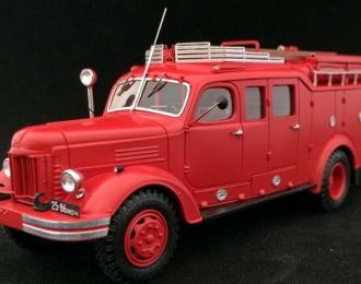 ЗИС 150, пожарный автонасос ПМЗМ-1