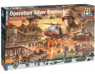Сборная модель Диорама Vietnam War 1965: Operation Silver Bayonet