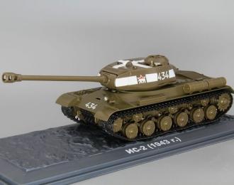Танк ИС-2, ТАНКИ Легенды Мировой бронетехники 6