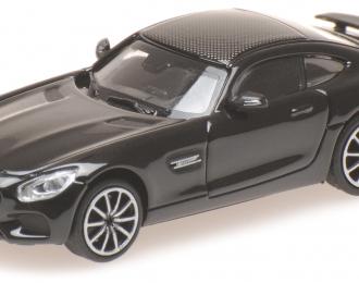 MERCEDES-AMG GTS 2015 BLACK