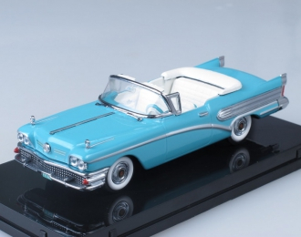 BUICK Special Convertible (1958), turquoise
