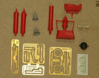 Пожарный набор для моделей 1930-40-х годов