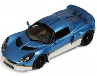 LOTUS Exige Sprint Edition (2006), blue