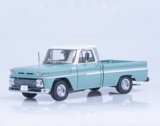 CHEVROLET C-10 Styleside Pickup (1965), ivory / light green