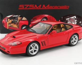 FERRARI 575M Maranello, red