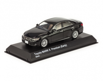 TOYOTA Mark X Premium Early, black