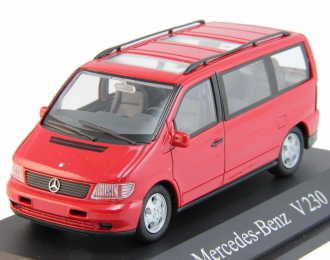 MERCEDES-BENZ V230 W638 (1996), red