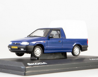 SKODA Felicia Pick-up (1996), iris blue
