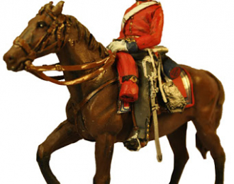 Officer British 1st Life Guards 1815