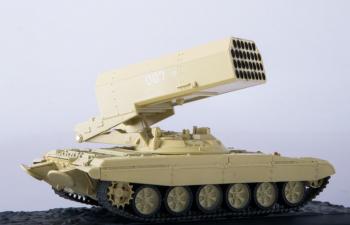 Т-72 ТОС1, Наши танки 14