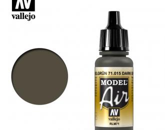 Краска акриловая `Model Air` Оливковый серый/Olive Grey