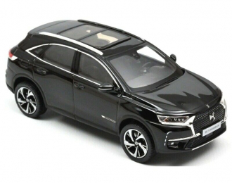 CITROEN DS7 Crossback (кроссовер) 2017 Black