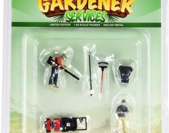 Mijo Figure Set - Gardener