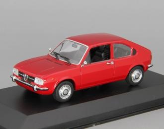 ALFA ROMEO Alfasud (1972), red