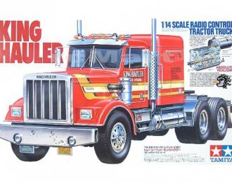 Сборная модель Радиоуправляемый тягач King Hauler