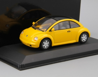 VOLKSWAGEN Concept Car Saloon (1994), yellow