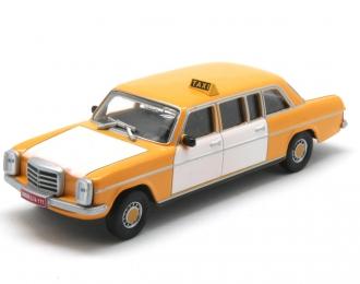 MERCEDES-BENZ 240D Beirut (1973), Taksowki Swiata 27, бело-желтый
