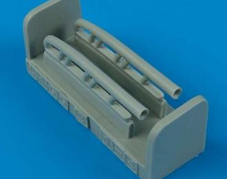 Набор для LaGG-3 Series 1-4 exhaust