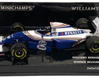 Williams Renault FW16B  Damon Hill  Winner SPA 1994