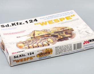 """Сборная модель Sd.Kfz.124 """"WESPE"""" F"""