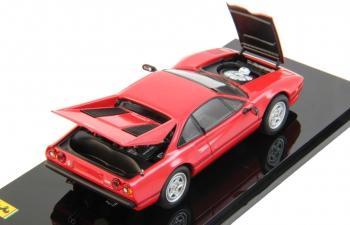 FERRARI 308 Quattro Valvole, red