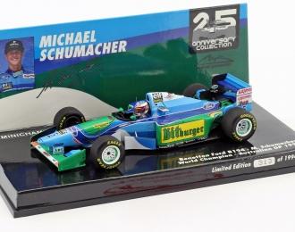 Benetton Fold B194, Michael Schumacher, Australian GP 1994