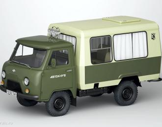 "УАЗ-3303 (Т12.02) ""Кубанец"", Автолегенды СССР 275"