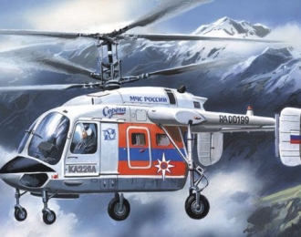"""Вертолет Ка-226 """"Серега"""""""