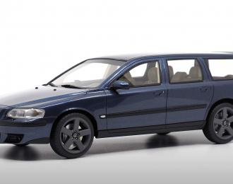 Volvo V70R Gen2 2003 new edition, Blue