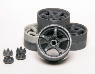 Комплект дисков SSR GTX 03 18 дюймов