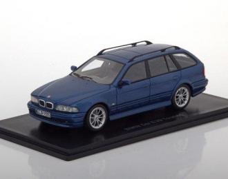 BMW 520 Touring (E39) 2002 Metallic Blue