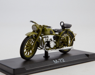 М-72, Наши мотоциклы 7