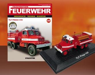 Faszination Feuerwehr 49, TLF Praga V3S