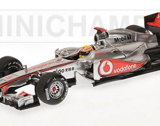 McLaren MERCEDES-BENZ Vodafone MP4-26 L.Hamilton Winner Chinese GP 2011