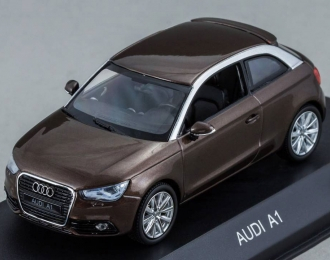 AUDI A1 (2011), tick brown