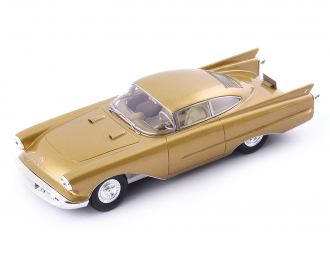 Oldsmobile Cutlass Concept USA 1954 gold met.