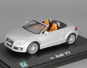 AUDI TT Cabriolet, silver