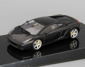 LAMBORGHINI Gallardo (2002), black metallic