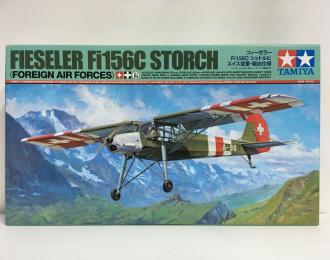 Сборная модель Aircraft Fieseler Fi 156C Storch Foreign Air Forces