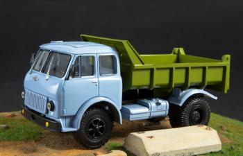 МАЗ-503Б самосвал, Легендарные Грузовики СССР 18