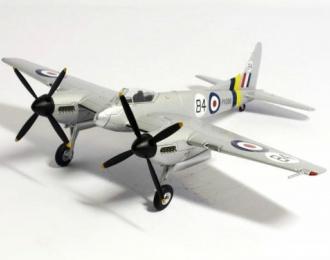 "DH-103 ""Hornet"" F.3 National Air Races Elmdon 1949"